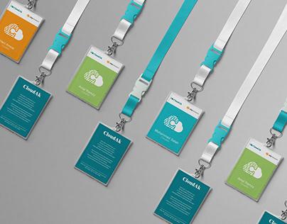 CloudAk | Corporate Identity