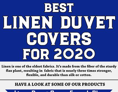 Best Linen Duvet Covers For 2020