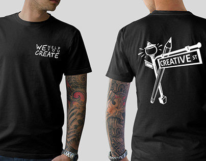 Creative Street: T-shirt Design