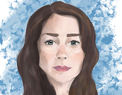 Derya - Digital Painting