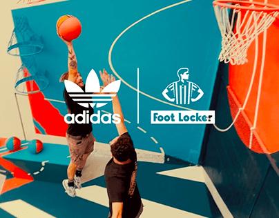 Layup | Basketball court