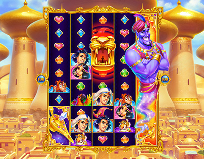 "Online slot machine ""Sands of Fortune"""