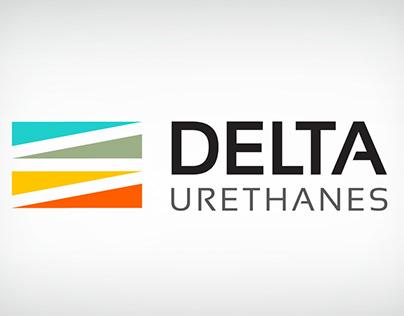 Delta Urethanes Logo Design
