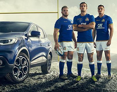 Renault Kajar - Italy Rugby Team