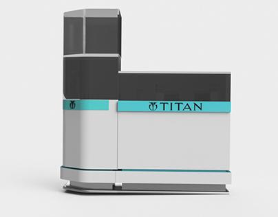 Titan Kiosk - SIS Design