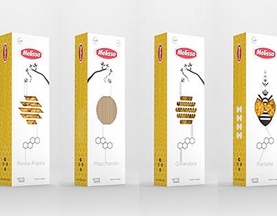 "Melissa ""Bee"" Pasta Packaging"