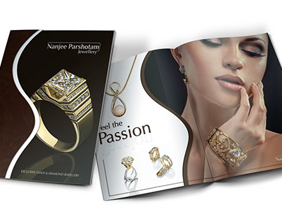 Infinite - Nanjee Jewellers Catalogue Layout