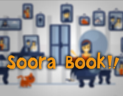 Motion Graphic video for soora book