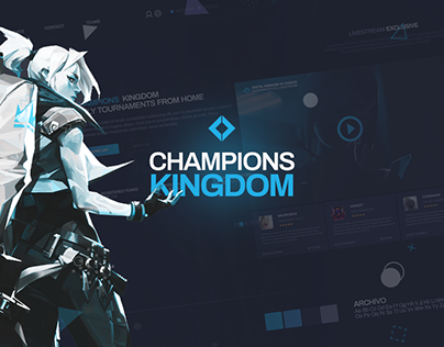 Champions Kingdom [Tournaments - Esports]