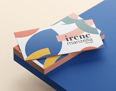 My branding_irene manzella design