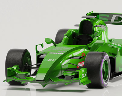 F1 SDX car