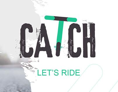 CATCH/ Logo & Brand Identity / KSA