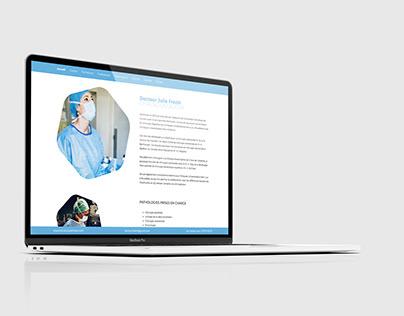 Docteur Julie Frezin (website)