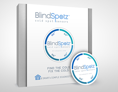 BlindSpotz Branding and Product Development