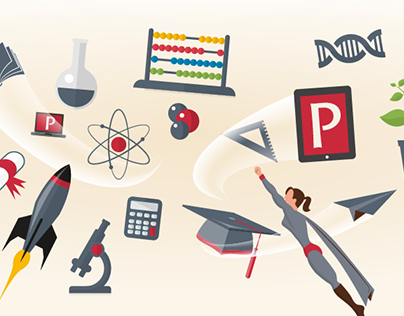 Pearson Product Lifecycle Infographic