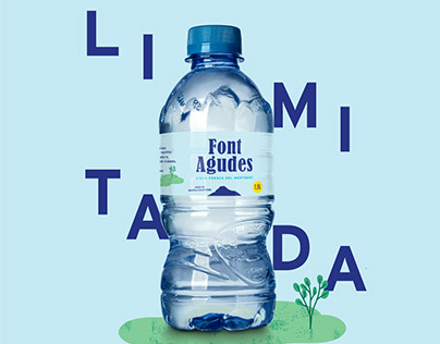 Water rebrand and label