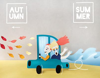 Summer or Autumn?