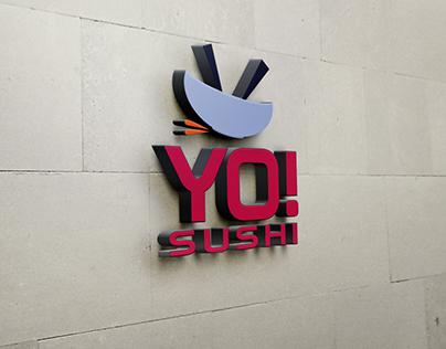Yo Sushi (Rebranding)