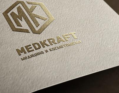 Фирменный стиль для компании MEDKRAFT