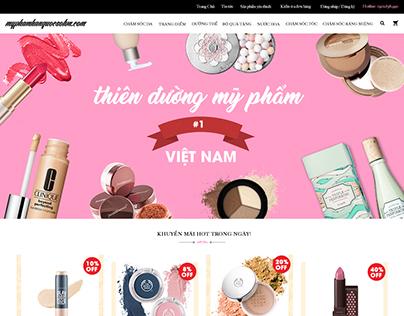 My Pham So 1 Viet Nam Website