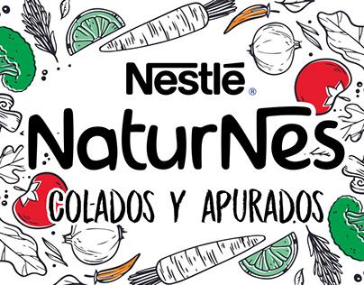 Naturnes/Nestlé- Colados y Apurados