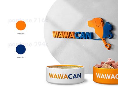 Wawacan pet grooming - Visual Identity / Branding