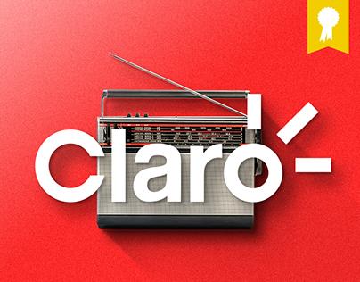 Red 4G de Claro