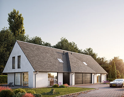 Residential house in Netherlands