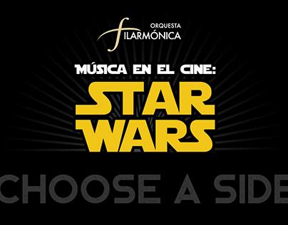 Música en el cine: Star Wars