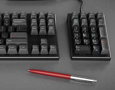 SLV SA-Keyboard