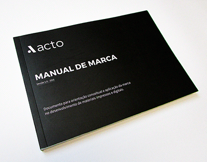 Acto - Brand Manual
