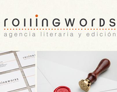 Imagen Corporativa para Agencia Literaria