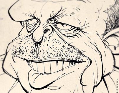 Satirical Portraits № 02