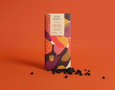 Batu Lesung Spice Company Chocolate Bar