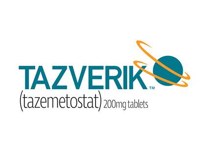 Tazverik HCP Branding