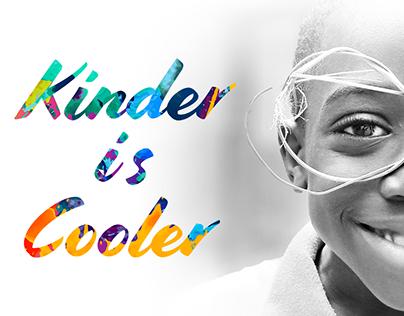 Kinder Is Cooler Facebook Banner | Kinderstone