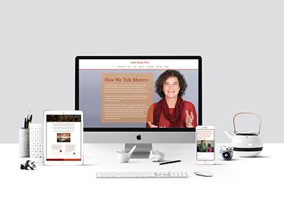 Communication Coaching ―Personal Website