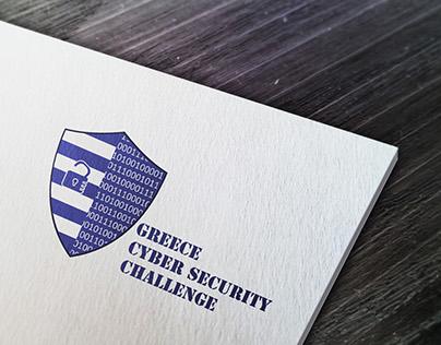 Logo designer - Greece - Cyber Security Team - 2016