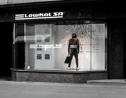 Lowkal SA Branding