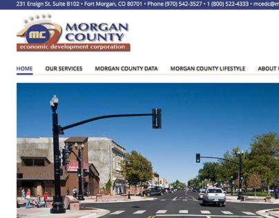 MCEDC Redesigned Website