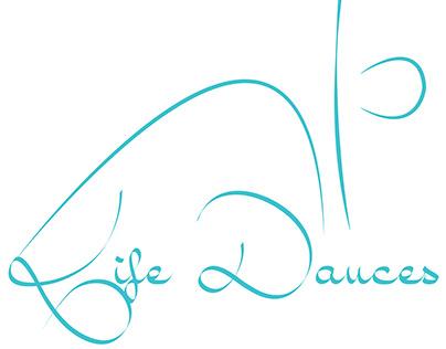 LifeDANCES Logo Design