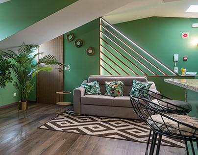 Casa Alta - Suite Esmeralda (Alojamento Local)