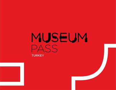 Museum Pass Turkey Branding