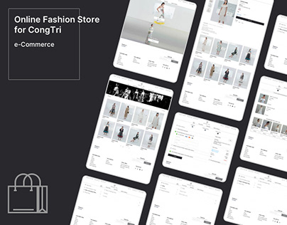 Online Fashion Store | CongTri.net
