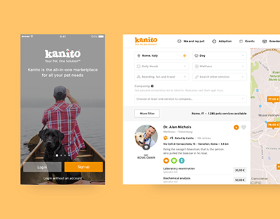 Kanito - Your pet, one solution