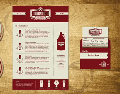HighBrau Brewing — Brand Case Study