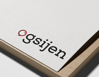 Ogsijen Blog Logo