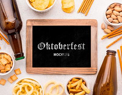 Mockups - Oktoberfest!