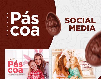 ARTES DA PÁSCOA - SOCIAL MEDIA