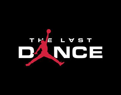 Jordan Brand: The Last Dance — Brand Identity